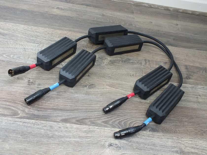 MIT Cables MI-350 Proline Twin interconnects XLR 1,0 metre