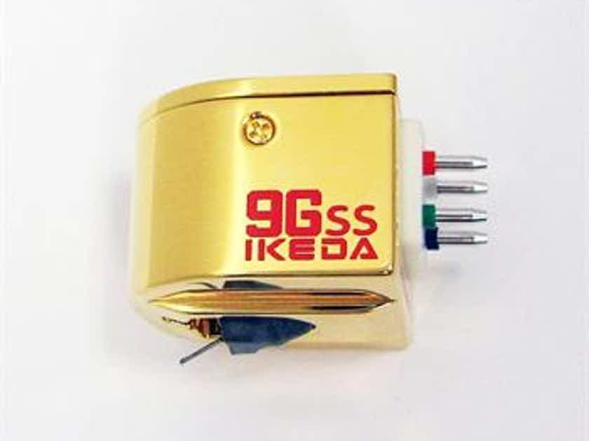 Brand New, Ikeda 9GSS, The Flagship,The Brilliant Gold-Limited Edition