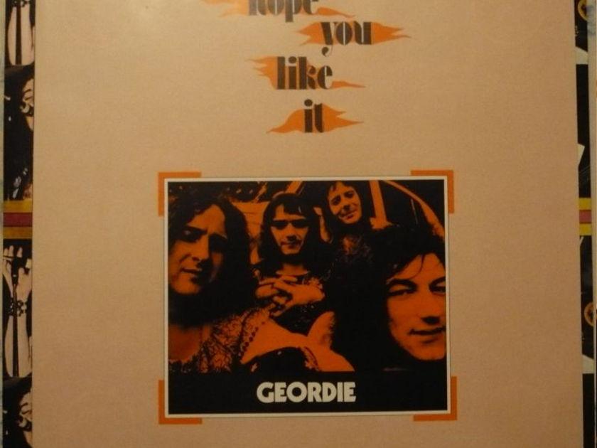 Geordie. - Hope You Like It. 1973. Odeon. EOP-80949. Japan.