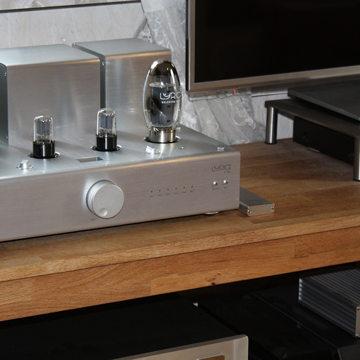 Customer setup with Lyric Ti100