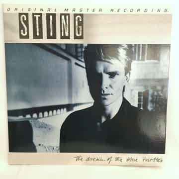 "STING  ""The Dream of the Blue Turtles""  MFSL 1-185 Half..."