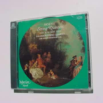 Salmon Quartet Simon Whistler viola