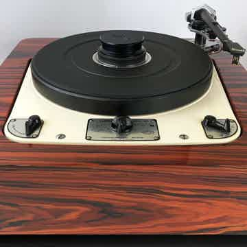 Garrard 301 with Custom Plinth and SME 309 Tonearm - A ...