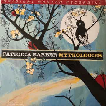 PATRICIA BARBER Mythologies - MFSL 2LPs 180 g  limited edition