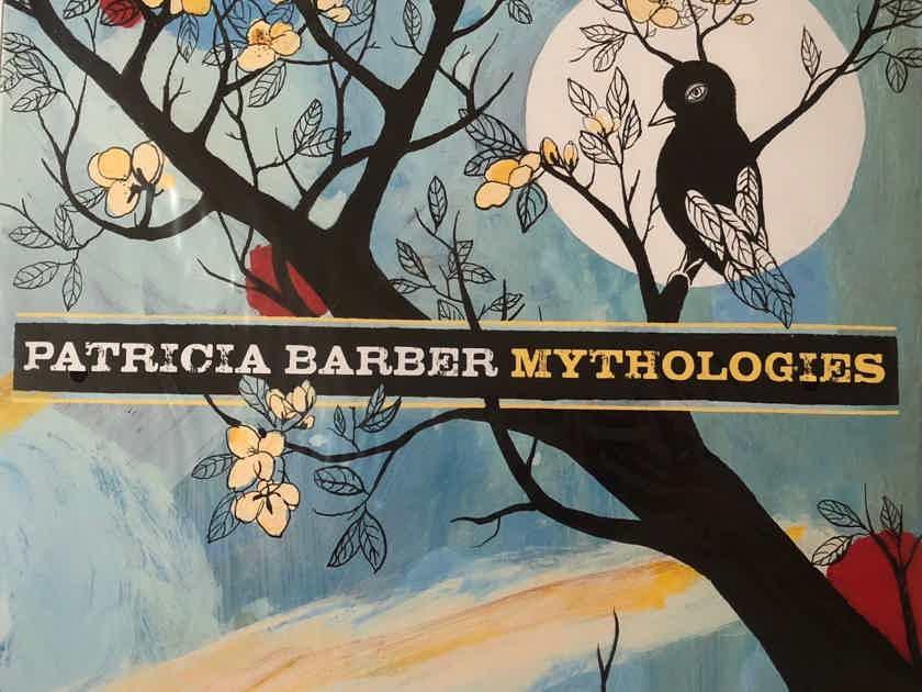 PATRICIA BARBER Mythologies - MFSL 2LPs 180 gram vinyl limited edition