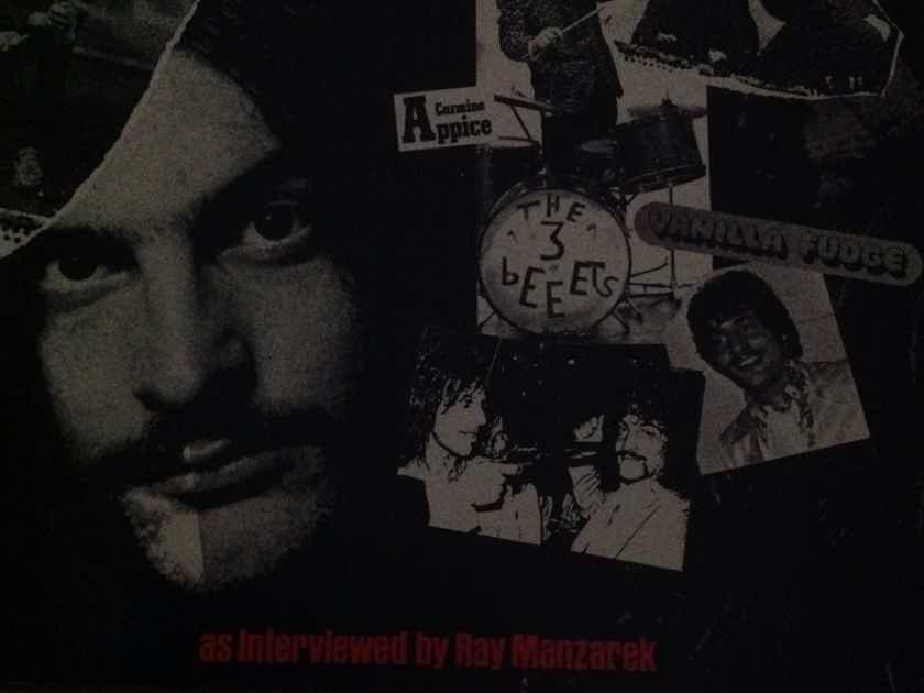 Carmine Appice - The Carmine Appice Story Epic Records Promo Only LP Vinyl NM Ray Manzarek