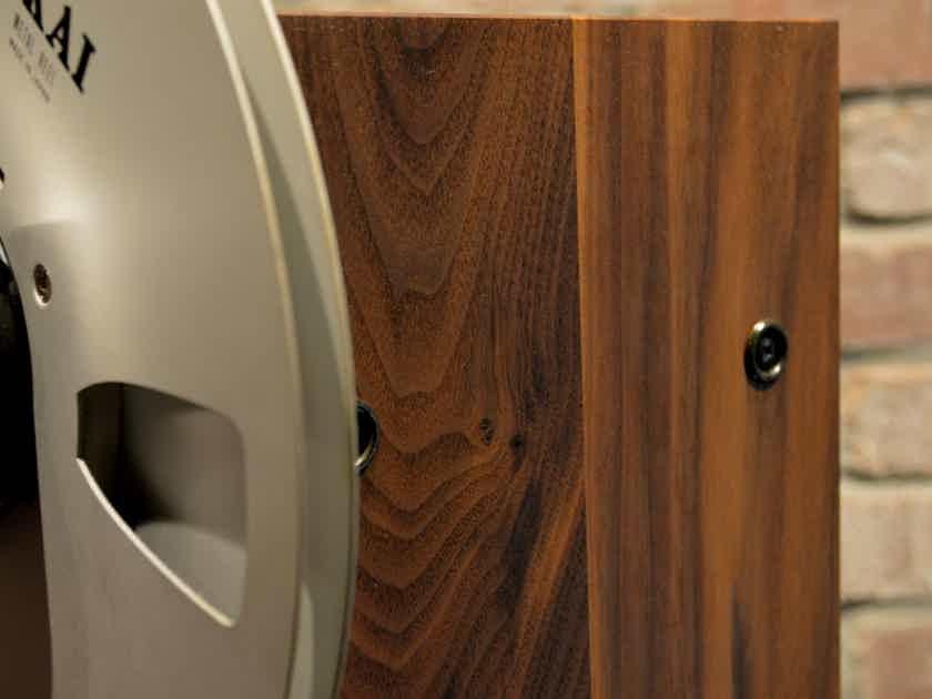 Akai GX-Series Reel-to-Reel Wood Side Panels