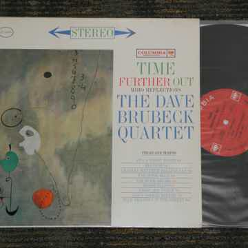Dave Brubeck Quartet - Time Further Out    Columbia CS ...