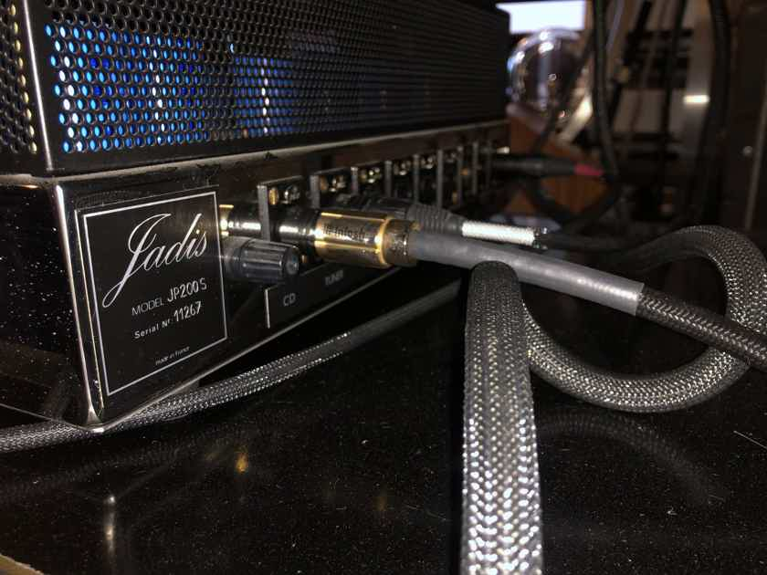 Jadis JP200S Four Chassis Tube Preamp - All Balanced - Like New - Ultra Rare