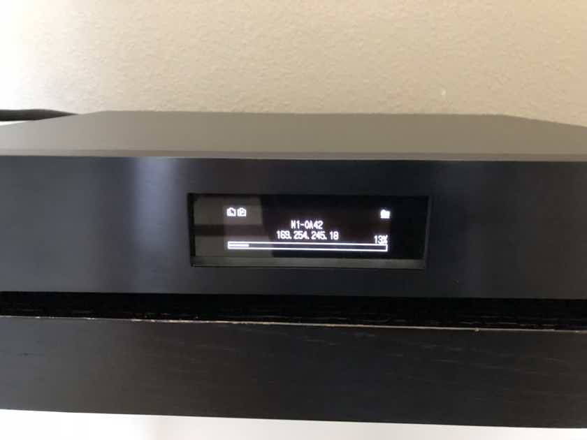 Melco N1A Music Server Streamer 4TB NAS Excellent