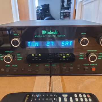 McIntosh MX-134