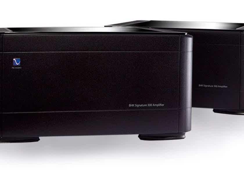 PS Audio BHK Signature 300 series system Mono amps