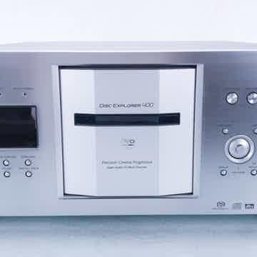 DVP-CX777ES 400 Disc SACD / CD / DVD Changer