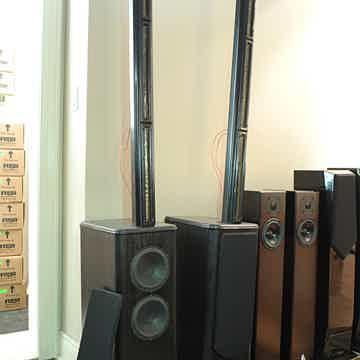 R645 V3 Floor Standers