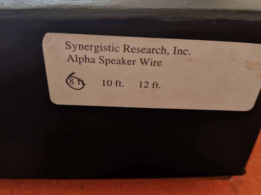 Synergistic Research Alpha X2