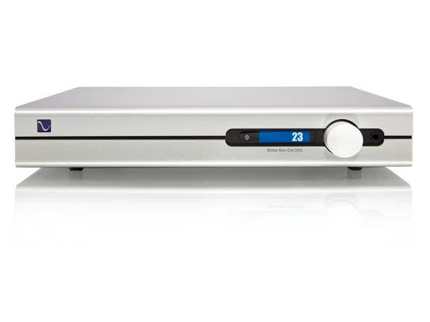 PS Audio Stellar Gain Cell DAC DAC- Pre in black or silver  IN stock!