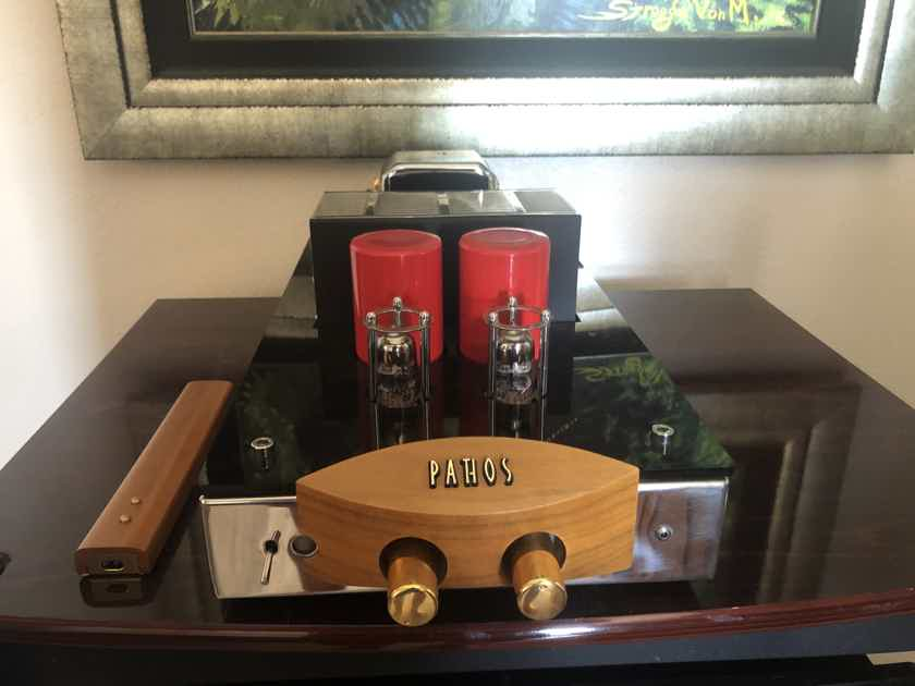 Pathos Classic Tube Integrated Amplifier