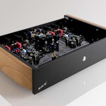 Van Den Hul | The Legendary GRAIL SB - BALANCED PHONO  ...