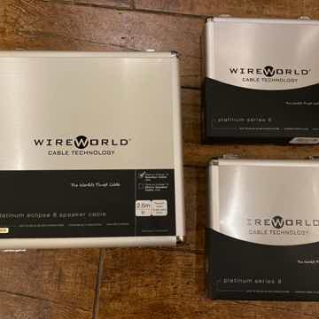 Wireworld Platinum Eclipse 8
