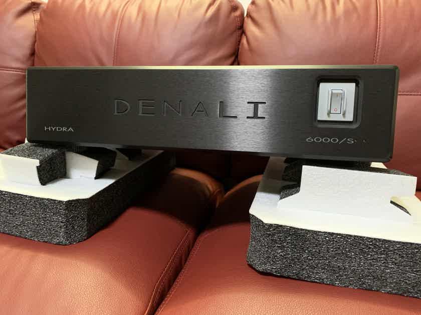 Shunyata Research Denali 6000S Power conditioner V1