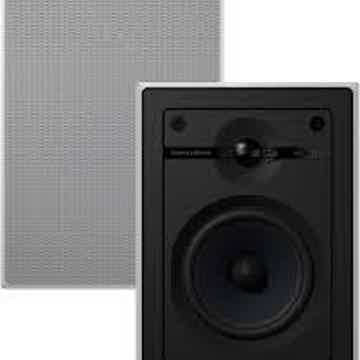 B&W CWM652 In Wall Speaker