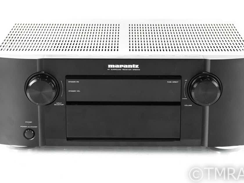 Marantz SR6004 7.1 Channel Home Theater Receiver; Remote (22865)