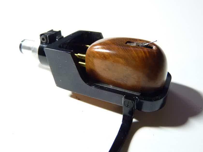 Goldbug Mr. Brier phono cartridge fully boxed LOMC new