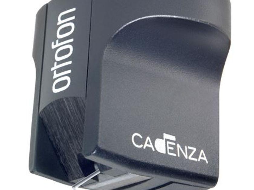 Ortofon Cadenza Black MC Cartridge Less than 25 Hours Over 40% Off