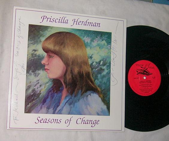 PRISCILLA HERDMAN -