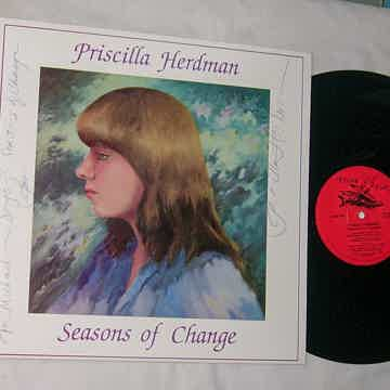 PRISCILLA HERDMAN -  SEASONS OF CHANGE -