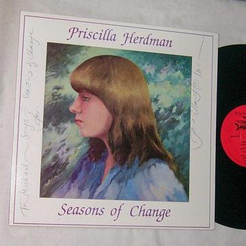 PRISCILLA HERDMAN -  SEASONS OF CHANGE -