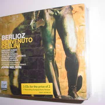 SEALED 3 CD SET Hector Berlioz virgin classics Benvenut...