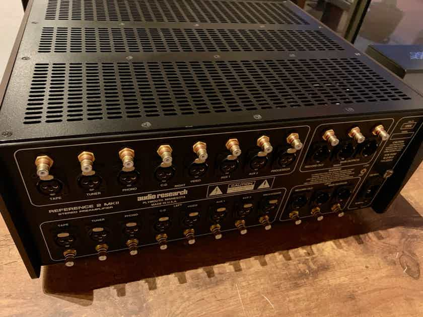 Audio Research Reference 2 mk2 Preamp!
