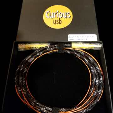 Curious Cables  USB