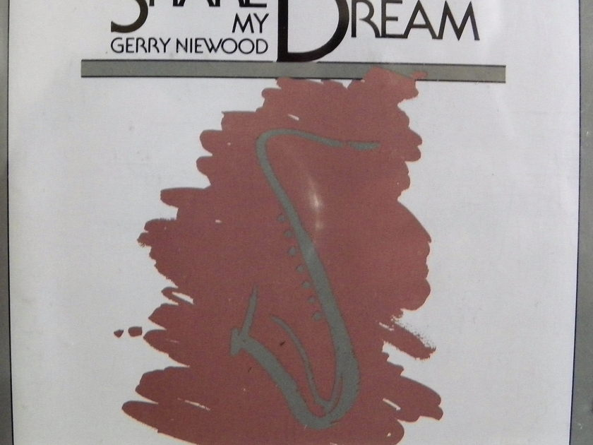 GERRY NIEWOOD - SHARE MY DREAM dmp AUDIOPHILE CD