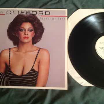 Linda Clifford  Here's My Love RSO Records White Label ...