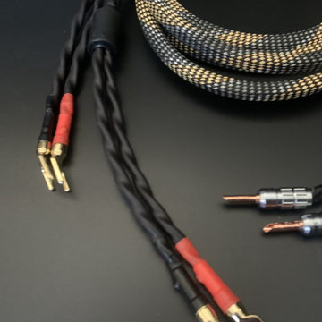 Digital Research Speaker Cables 12X4F Series