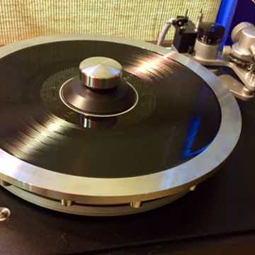 Wayne's Audio Turntable Outer Ring SS-1