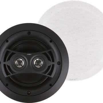 Jamo I/O 6.5DVCA2 FG In Ceiling Speaker; Single; White ...