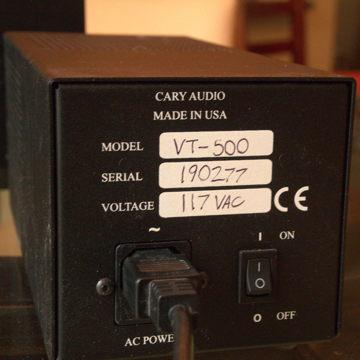 Cary Audio VT-500