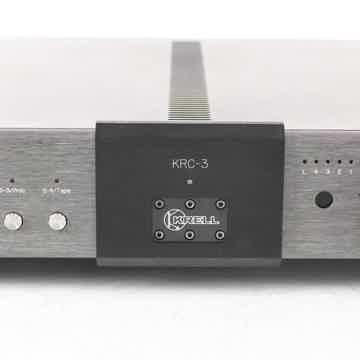 KRC-3 Stereo Preamplifier
