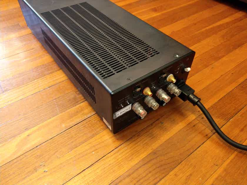 KRELL S-275 Stereo Power Amplifier - Powerful, Musical, Compact, & Great