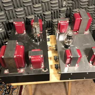 Electra-Print Audio 6a3 tube amp