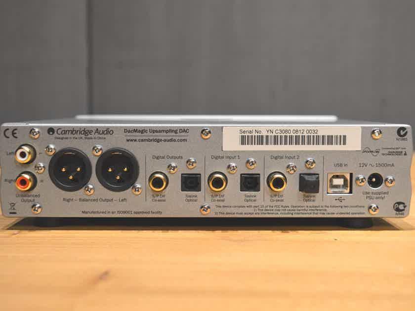 Cambridge Audio Azur DacMagic - Quad Wolfson D/A Chipsets - 100% Original