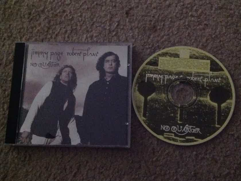 Jimmy Page Robert Plant - No Quarter Fontana Records Import CD