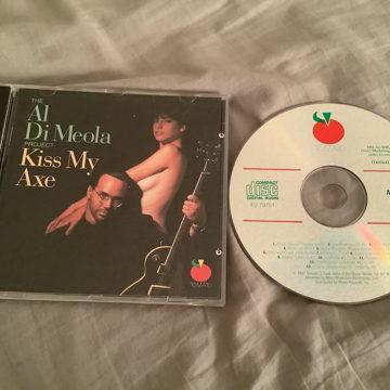Al Di Meola  Kiss My Axe