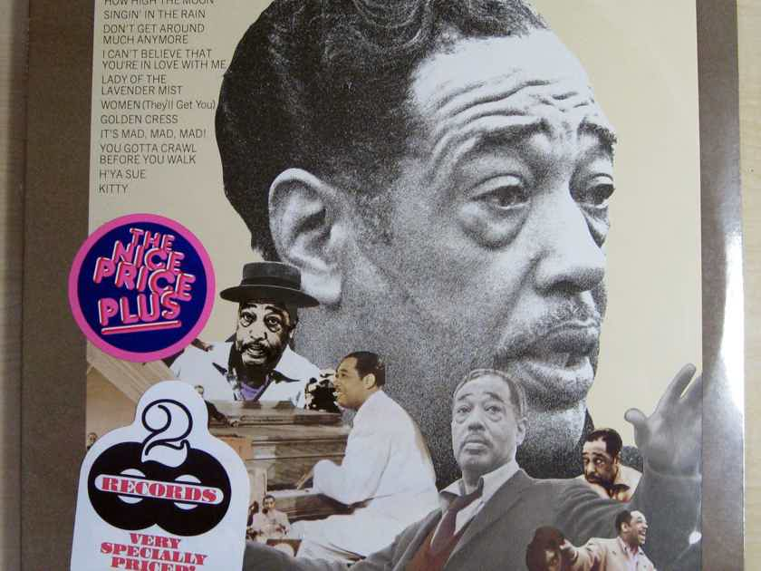 Duke Ellington - The World Of Duke Ellington SEALED X2 LP Reissue Columbia CG 32564