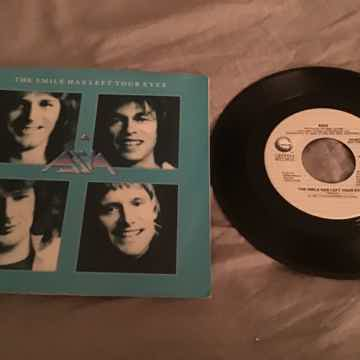 Asia The Smile Has Left Your Eyes Promo 45 With Picture...