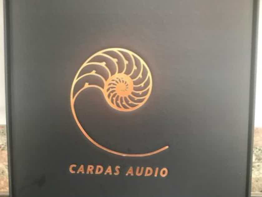 Cardas Audio Clear Interconnect cables 1-meter pair Mint