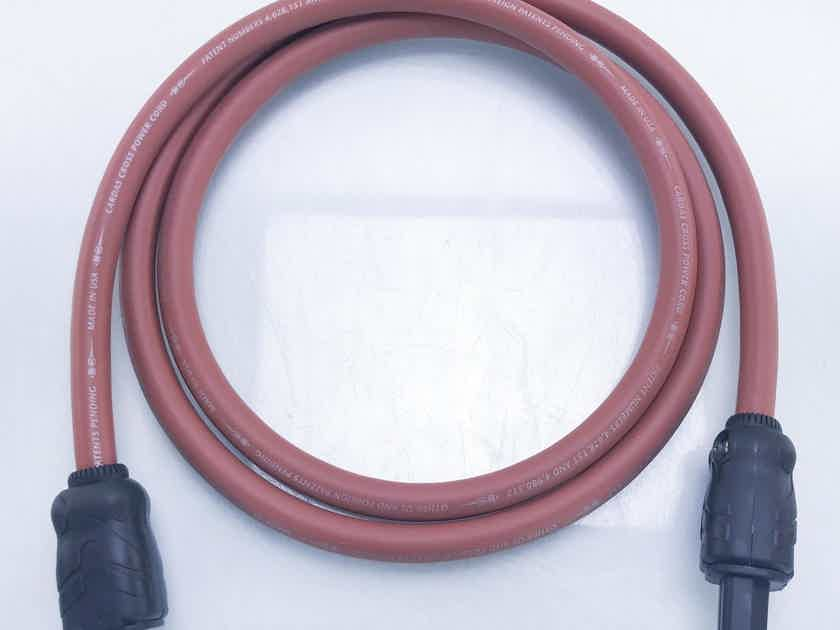 Cardas Cross Power Cable 2m AC Cord (16160)